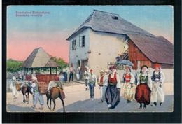 BOSNIA Bosanska Svratište Ca 1920 OLD POSTCARD 2 Scans - Bosnia And Herzegovina
