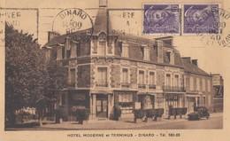 DINARD: Hôtel Moderne Et Terminus - Dinard