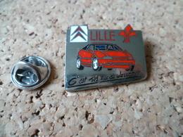 PIN'S       CITROEN LILLE - Citroën