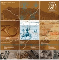 Spain 2016 300 Years Of Post In Spain (1716-2016) Horses Horse - Post