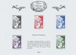 France Trésors 2016 Fleurs Et Parfums BS26 Neuf ** MNH - Blocs & Feuillets