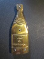 Original Couteau Pliant En Forme De Bouteille De Champagne  - Marque Coccinelle - TBE - - Knives