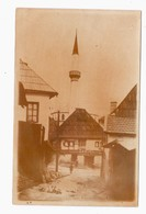 BOSNIA Jajce Glavna Džamja Ca 1920 OLD PHOTO POSTCARD 2 Scans - Bosnia And Herzegovina
