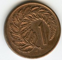 Nouvelle Zélande New Zealand 1 Cent 1967 KM 31.1 - Nouvelle-Zélande