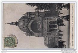 Cachet Perlé B2 CAGNY CALVADOS 1905  Frappe Superbe Pour Domfront - Marcophilie (Lettres)