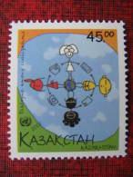 Kazakhstan   2001  Year Of Dialogue Of Civilization  1 V MNH - Kazakhstan