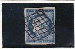 F 242 - YT N°4 Oblitéré - 1849-1850 Ceres