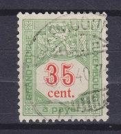 Luxembourg Porto 1922 Mi. 15B  35c. Ziffernzeichnung Perf. 13½x12½ - Postage Due
