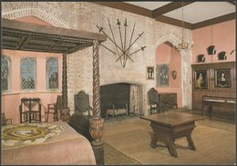 The King's Room, Oxburgh Hall, Norfolk, C.1980s - National Trust Postcard - England