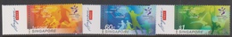 Singapore 1023-1025 2005 117 IOC Session, Mint Never Hinged - Singapore (1959-...)