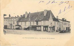 La Pacaudière (Loire) - La Maison Notre-Dame - Edition Bécaud - Carte Dos Simple - La Pacaudiere