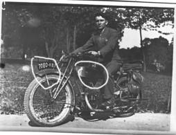 Moto Ravat Original Tirage - Automobile