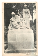 Differdange Niedercorn Monument Des Refractairo - Luxemburg - Stadt
