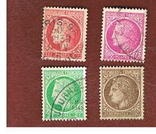 FRANCIA (FRANCE) -   SG 909.916   -    1945 CERES      - USED - Francia