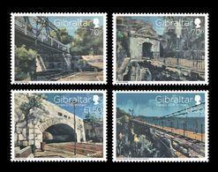 Gibraltar 2018 Mih. 1838/41 Europa-Cept. Bridges MNH ** - Gibraltar