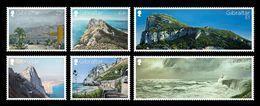 Gibraltar 2018 Mih. 1867/72 SEPAC. Spectacular Views. Rock Of Gibraltar MNH ** - Gibraltar