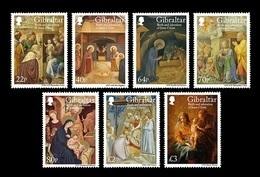Gibraltar 2018 Mih. 1884/90 Christmas. Birth And Adoration Of Jesus Christ MNH ** - Gibraltar