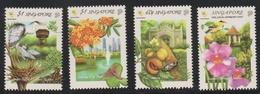 Singapore 1137-1140 2003 Garden City, Mint Never Hinged - Singapore (1959-...)