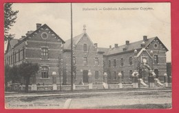 Stabroek - Godshuis Aalmoezenier Cuypers - 1908 ( Verso Zien ) - Stabrök