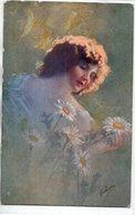 Illustrateur :Portrait De Femme - Altre Illustrazioni