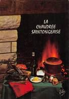 PIE-Arg-18-7046 :  LA CHAUDREE SAINTONGEAISE. SAINTES. CHARENTE MARITIME. - Recipes (cooking)