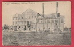Zwevegem - Fabriek Elektriciteit ( Verso Zien ) - Zwevegem