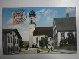 Allemagne. Oberammergau, Dorfstrasse (4879) - Alzey