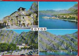 KOTOR MONTENEGRO POSTCARD UNUSED - Montenegro