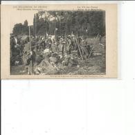 LES ECLAIREURS DE FRANCE LA VIE AU CAMP RETOUR DE LA MANOEUVRE - Scouting