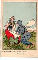 Illustrateur : Tito Saubibet : Idylle En Lorraine - Andere Zeichner