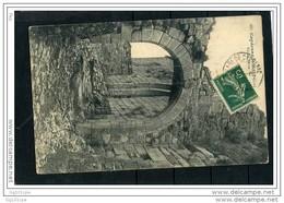 Rare Cachet Gare De Capdenac 1912 Indice=7 Semeuse Cp Capdenac Pour Bordeaux - Poste Ferroviaire