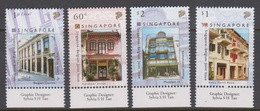 Singapore 1211-1214 2005 Joint Issue With Belgium, Mint Never Hinged - Singapore (1959-...)