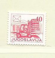 YOUGOSLAVIE  ( EU - 645 )   1986   N° YVERT ET TELLIER  N° 2053(A)    N** - 1945-1992 Socialist Federal Republic Of Yugoslavia