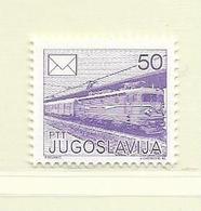 YOUGOSLAVIE  ( EU - 647 )   1986   N° YVERT ET TELLIER  N° 2054(A)    N** - 1945-1992 Socialist Federal Republic Of Yugoslavia