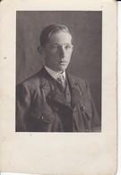 AK Foto Junger Mann In Trachtenjacke - Österreich - Ca. 1920/30 (37723) - Trachten