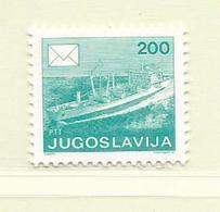 YOUGOSLAVIE  ( EU - 650 )   1986   N° YVERT ET TELLIER  N° 2056(C)    N** - 1945-1992 Socialist Federal Republic Of Yugoslavia