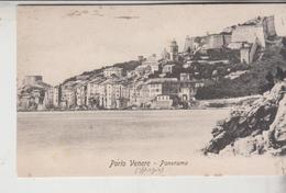 Porto Venere La Spezia Panorama No   Vg  F/t - La Spezia