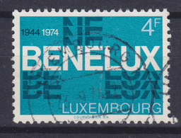 Luxembourg 1974 Mi. 891    4 Fr. Zollunion BENELUX - Luxembourg