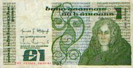 IRLANDE -  1 Livre – 06/04/1984 - Irlande