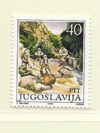 YOUGOSLAVIE  ( EU - 657 )   1986   N° YVERT ET TELLIER  N° 2068    N** - 1945-1992 Socialist Federal Republic Of Yugoslavia