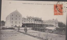 Cpa B40 CAEN Collège De Sainte-marie La Maladrerie Vue D'ensemble-bâtiments-jardins Au 1er. Plan - Caen