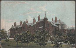 The Hospital, Rotherham, Yorkshire, C.1905 - Valentine's Postcard - England