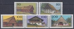GERMANY Bundes 1819-1823,unused - Architecture