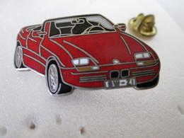 PIN'S    BMW  Z 1   Email Grand Feu - BMW