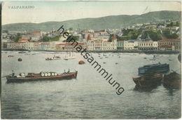 Valparaiso - Gesamtansicht - Verlag C. A. W. Grün - Chile