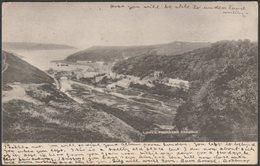 Lower Fishguard Harbour, Pembrokeshire, 1904 - Frith's Postcard - Pembrokeshire