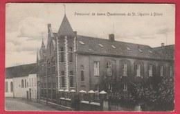Bilzen - Pensionnat De Dames Chanoinesses Du St. Sépulcre -1919 ( Verso Zien ) - Bilzen