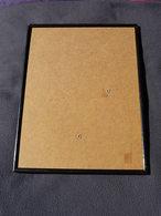 CADRE TABLEAU Bois Peint Avec Fond , Dim Int: 39,5X 29,5cm - Autres Collections