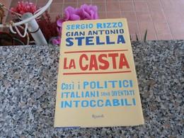 La Casta - Rizzo-Stella - Livres, BD, Revues