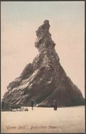 Queen Bess, Bedruthen Steps, Cornwall, C.1905-10 - Frith's Postcard - England